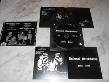 Infernal Necromancy - 2002 - 2006 CD NEW+++NEU+++