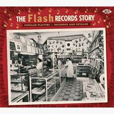 The Flash Records Story (CDTOP2 1309)
