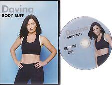 Davina McCall - Body Buff (DVD, 2010)