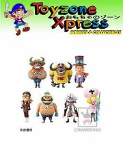 ON HAND: Banpresto One Piece WCF Film Gold Vol 3 (Set of 7)
