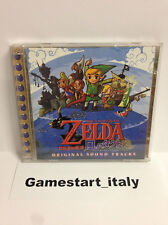 THE LEGEND OF ZELDA THE WIND WAKER ORIGINAL SOUND TRACK SOUNDTRACK CD - USED