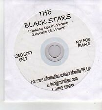 (CH896) The Black Stars, Read My Lips - DJ CD