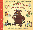 The Gruffalo Song & Other Songs, Donaldson, Julia, New Book
