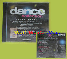 CD PARTY! PARTY! compilation SIGILLATO PROMO 01 LAUPER SPAGNA MARTON (C7) no mc