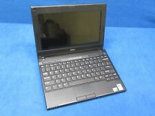 "Dell Latitude 2110 10.1"" Netbook w/ Intel Atom 1.83GHz 1GB RAM 160GB HDD"