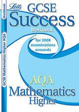 GCSE Success Workbook AQA Maths Higher  Very Good Book