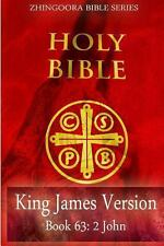 Holy Bible Book 63 2 John by Zhingoora Bible Series (2012, Paperback)