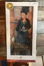 2004 Barbie Dolls Of The World Princess Of The Navajo Pink Label