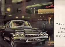 Ford Consul Classic 315 109E 1340cc 1961-62 UK Market Sales Brochure