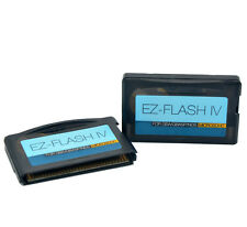 Official New, Latest version - EZ-Flash IV 4 GameBoy, Free case & Reader