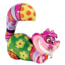 NEW OFFICIAL Romero Britto Cheshire Cat Disney Classic Figure / Figurine 4026293