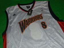 GS Golden State Warriors Monta Ellis Basketball Jersey 2XL jersey NWT White