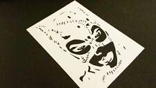 #M12 CATWOMAN JOKER BATMAN Airbrush Stencil Mask Paint Movie Moto Car Superhero
