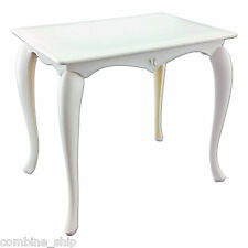 "White Queen Ann Dining Table 1:6 Scale for Barbie Monster High Blythe 12"" Dolls"
