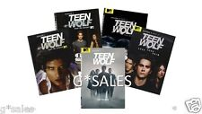 Teen Wolf MTV TV Series ~ Complete Season 1-4 (1 2 3 4) NEW 15-DISC DVD SET