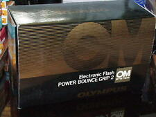 OLYMPUS OM POWER BOUNCE GRIP 2 FOR T-20 T-32 NEW IN BOX