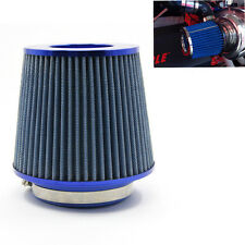 "3"" 76-88-100mm Universal Car Air Filter Induction Cold Air Intake Round Tapered"
