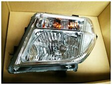 06-14 Genuine Head Light Nissan D40 Pathfinder Navara Frontier Head Lamp Left