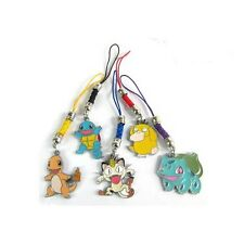 Set 5 Strap / Phonestrap Pokemon