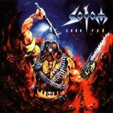 SODOM CODE RED CD NEW
