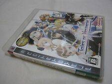 USED PS3 Tales of Vesperia Reversible Package Japanese Version 10-14 days to USA