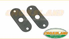 Land Rover Series 1, 2, 2A,  FW2 Lucas wiper motor seal escutcheon x2 Inner