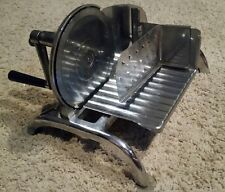 Vintage Magic Hostess Manual Meat Cheese Food Slicer.