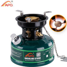 500ml Outdoor Gasoline Stove Oil Stove Burners Camping Cooker Equipment APG