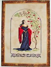 "SALE! COMPLETE X STITCH KIT ""MEDIEVAL ENCHANTMENT RL41"" by Passione Ricamo"