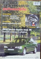 NEUF Revue technique OPEL VECTRA essence 4cyl RTA 614 1999 RENAULT MEGANE diesel