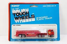 KidCo Fire Truck w/Rescue Ladder 1:100 Scale Diecast Model MOC
