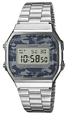 CASIO Retro Digitaluhr A168WEC-1EF