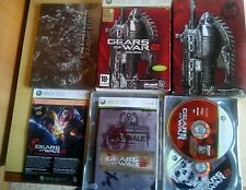 Videogame Gears of War 2 - Limited Edition XBOX360 italiano
