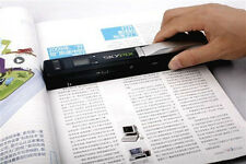 Skypix TSN410 900DPI Handheld Portable Handy scanner  Document Photo A4 PDF/JPE