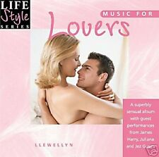 MUSIC FOR LOVERS -  LLEWELLYN CD