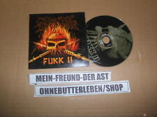 CD Metal Sadistik Exekutionn - Fukk II (10 Song) Promo OSMOSE PRODUCTIONS