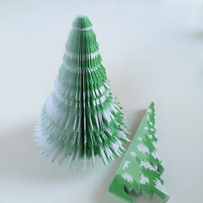 3D Christmas Tree Memo Pad Note Paper School Student Office Post Sticky Writing