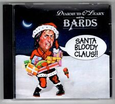 (GQ827) Diarmuid O'Leary & The Bards, Santa Bloody Claus!! - 2005