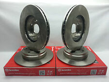 Brembo Acura 02-06 RSX Base Model Front & Rear Brake Rotor Set of 4 25830 25550