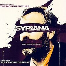 Syriana [Original Motion Picture Soundtrack] by Alexandre Desplat CD BRAND NEW