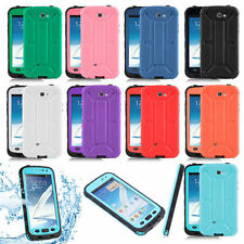 COVER DI ALTISSIMA QUALITA' WATERPROOF IMPERMEABILE PER SAMSUNG GALAXY NOTE 2