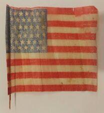 USA DRAPEAU utilisé à l'arrivée des Américains à Paris en 1944 american flag