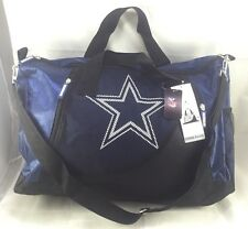 "NFL Dallas Cowboys Duffel Bag 19""x 11"""