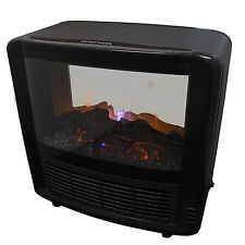 1500W Fireplace Home Electric Heater Portable Heater Stove W/Standing