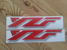Yamaha YZF fairing decals stickers 2 colour R6 R1 Thundercat Thunderace