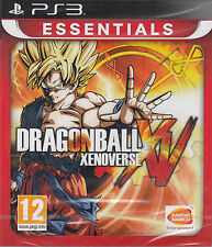 Dragon Ball XenoVerse Sony PlayStation 3 Brand New Factory Sealed Dragonball XV