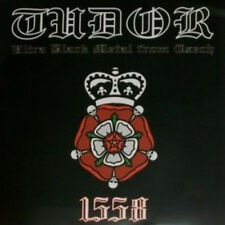 "Tudor ""1558""  7"" [Czech Ultra Black Metal, like MASTER'S HAMMER & ROOT]"