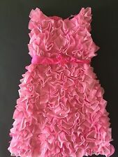 NWT BABY GAP PINK TULLE   DRESS HOLIDAY WONDERLAND 5T 5 YEARS TWO TONE TULLE DRE