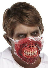 HALLOWEEN ZOMBIE MD HORROR FANCY DRESS LATEX FACE MASK SURGEON COSTUME ACCESSORY