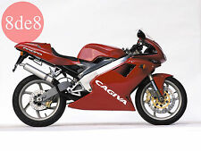 Cagiva Mito 125 (2004) - Manual de taller en CD
